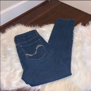 NYDJ Skinny Legging Jeans Size 8P